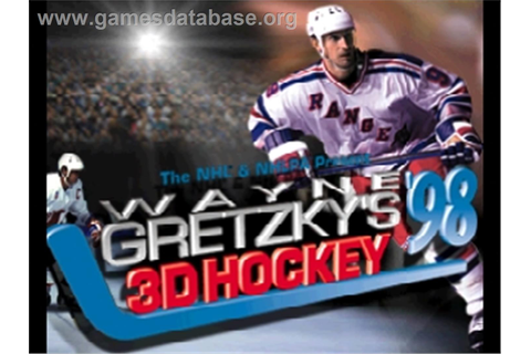 Wayne Gretzky's 3D Hockey '98 - Nintendo N64 - Games Database