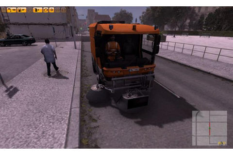 Street Cleaning Simulator - Download