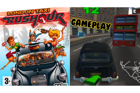 London Taxi: Rush Hour Gameplay HD - YouTube
