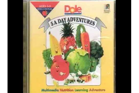 5 A Day theme song - YouTube