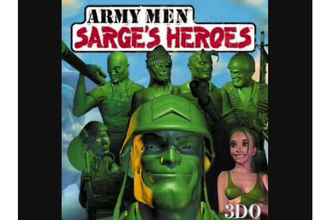 Army Men Sarge's Heroes (N64) OST: Sandbox - YouTube