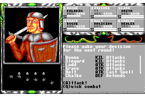 The CRPG Addict: Game 122: Legend of Faerghail (1990)