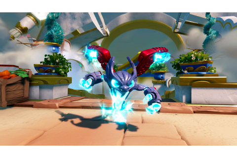 Skylanders SuperChargers has vehicles, will release in ...