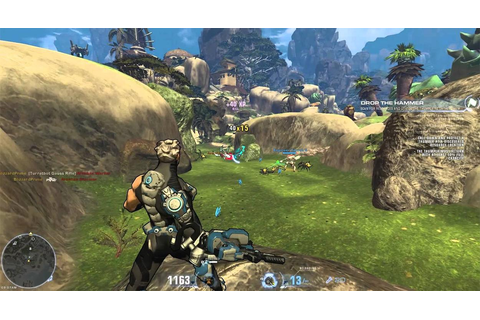 Firefall - MMO Square