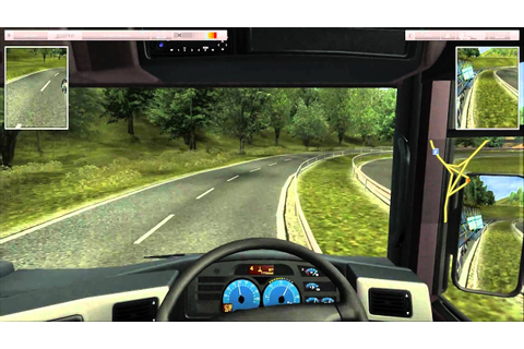 UK Truck Simulator Gameplay / Review First Job - YouTube