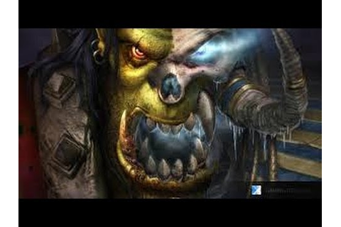 WARCRAFT III ORCS E UNDEAD VS HUMANS E NIGHT ELF - YouTube