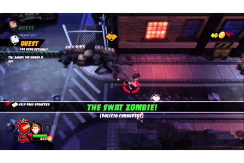 All Zombies Must Die (PC, PS3, Xbox 360) - YouTube