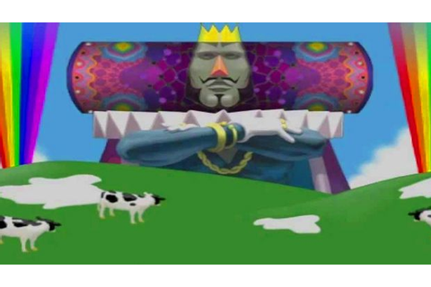 Why I Love: Katamari Damacy's King of All Cosmos | GamesRadar+