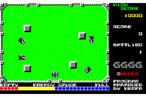 Download Grobda (PC-88) - My Abandonware