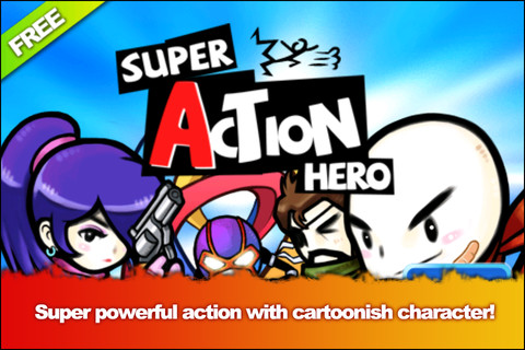 Super Action Hero - Download ios game