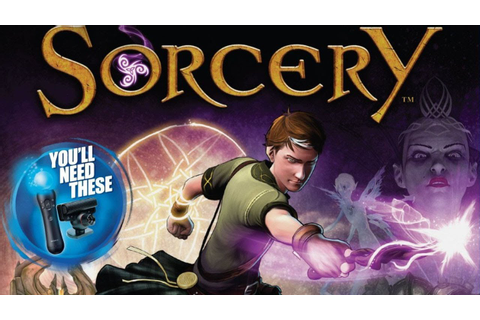 CGRundertow SORCERY for PlayStation 3 Video Game Review ...