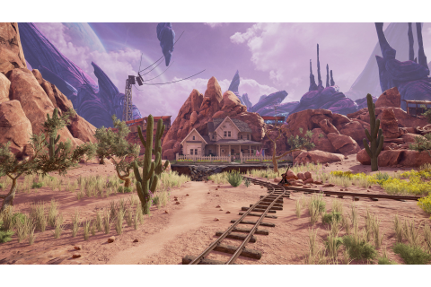 Review: Obduction