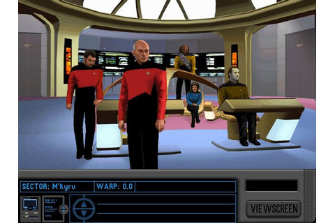 Star Trek The Next Generation - A Final Unity - The ...