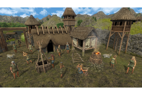 Dawn of Man - Download Free Full Games | Strategy games