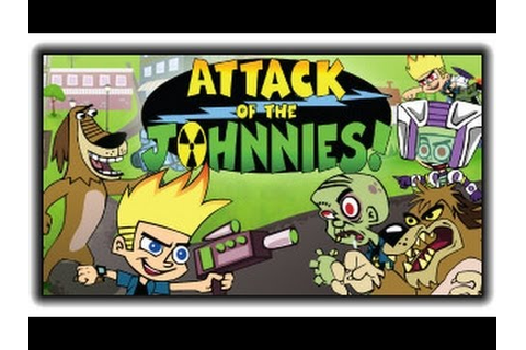 Johnny Test - Attack Of The Johnnies! - Johnny Test Games ...
