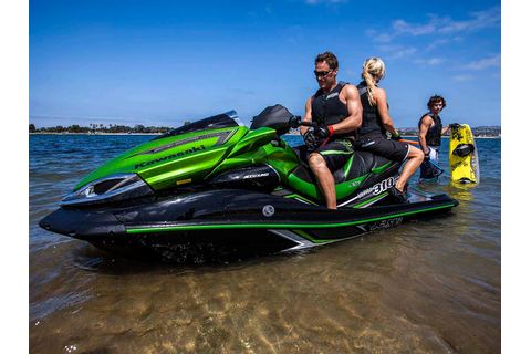 2015 Kawasaki Jet Ski Ultra 310LX Review - Top Speed