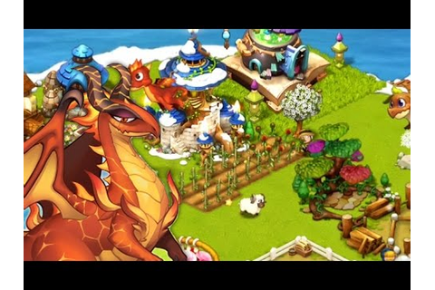 Dragon Friends : Green witch Gameplay - YouTube