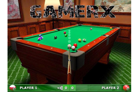 3D ULTRA COOL POOL SNOOKER GAME - GÅmÊrX