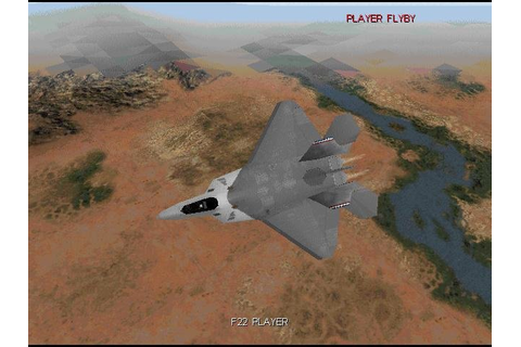 F-22 Lightning II - PC Review and Full Download | Old PC ...