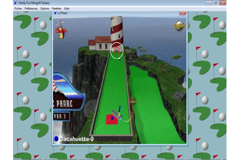 3-D Ultra Minigolf Deluxe download PC