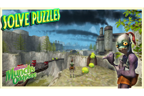 Amazon.com: Oddworld: Munch's Oddysee: Appstore for Android