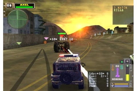 Twisted Metal 4 Game - Free Download Full Version For Pc