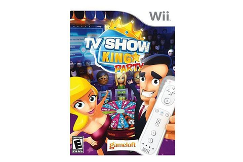 TV Show King Party Wii Game - Newegg.com