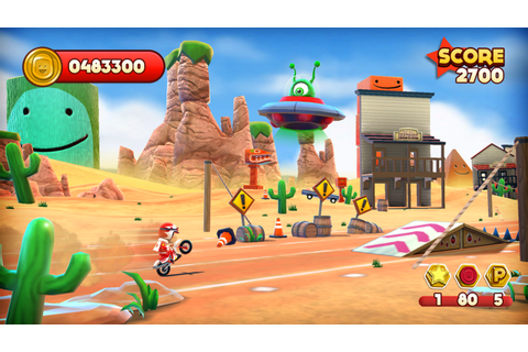 Joe Danger: Amazon.co.uk: Appstore for Android