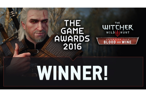 The Witcher 3: Wild Hunt -- Blood and Wine named Best RPG ...