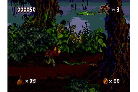 Pitfall - The Mayan Adventure Download Game | GameFabrique