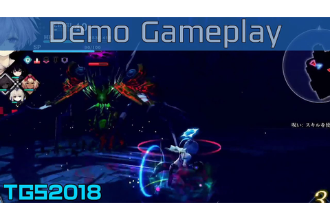 Crystar - TGS 2018 Demo Gameplay [HD 1080P] - YouTube