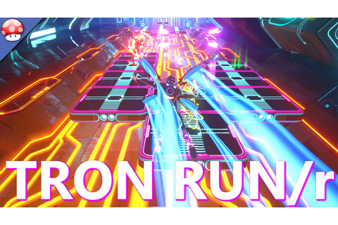 Download Game Tron Run/r Repack for PC ~ Joe Azkha