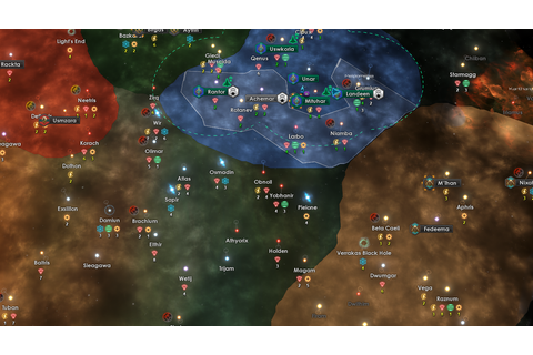 The New Stellaris Update Can't Fix A Boring Game | Kotaku ...