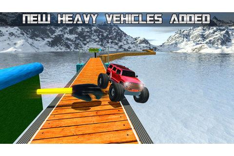 Impossible Tracks Stunt Car Racing Fun for Android - APK ...