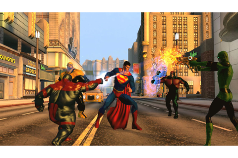 DC Universe Online PS3 and PS4 players will share servers ...