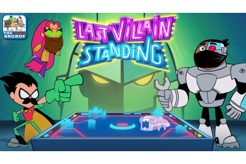 Teen Titans Go! Last Villain Standing (Playthrough ...