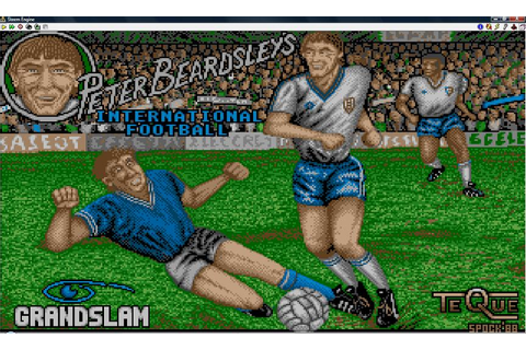 Retro-Gaming and Emulation: Peter Beardsley's ...