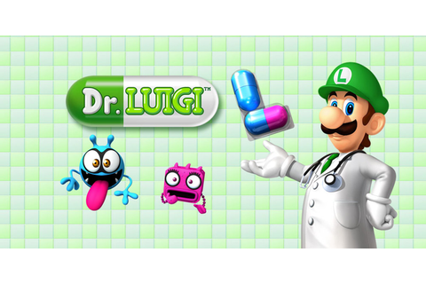 Dr. Luigi | Wii U download software | Games | Nintendo