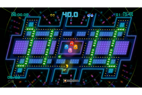 PAC-MAN™ CHAMPIONSHIP EDITION 2 on PS4 | Official ...