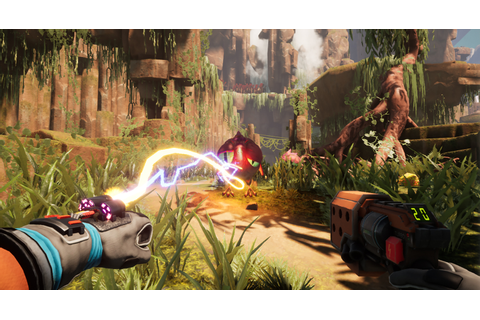 JOURNEY TO THE SAVAGE PLANET Gets A Brand-New Gameplay ...