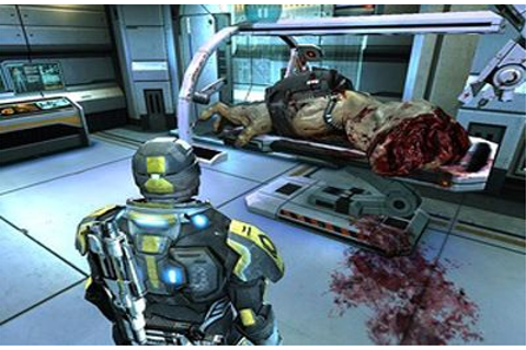 MASS EFFECT Infiltrator iPhone game - free. Download ipa ...