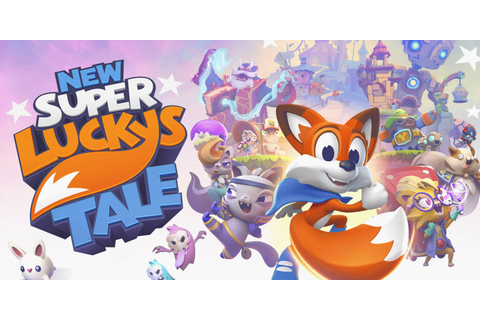 New Super Lucky's Tale | Nintendo Switch download software ...