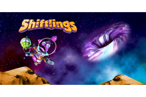 Shiftlings | Wii U download software | Games | Nintendo