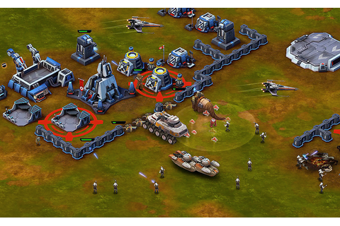 Star Wars: Commander Mobile Strategy Game Lands on iOS ...