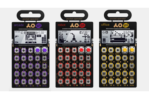Three Tiny Synths Put '80s Video Game Sounds Back in Your ...