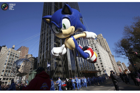 Sonic Parade Balloon | Sonic News Network | FANDOM powered ...