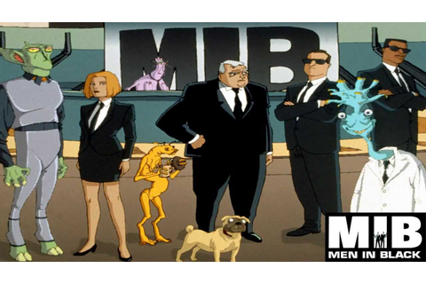 "Men in Black: The Series ""Music - Credits / Ending"" - YouTube"