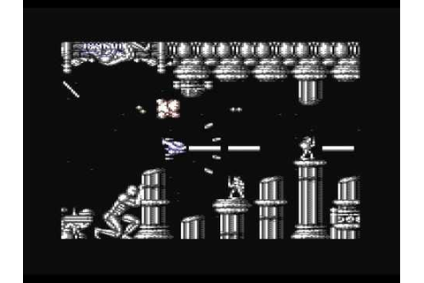 Catalypse - Level 5 & End Sequence - c64 (Pt 3 of 3) - YouTube
