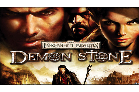 Forgotten Realms: Demon Stone - Download - Free GoG PC Games