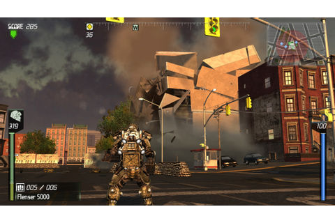 Earth Defense Force: Insect Armageddon review | 336GameReviews